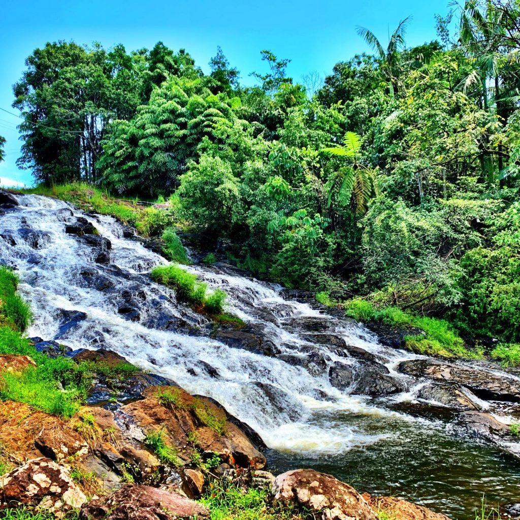 Atherton Tablelands Waterfalls